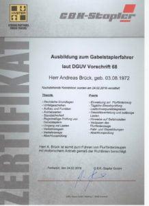 Von Haushaltsauflösung bis zur Geschäftsauflösung ist die Brück GmbH Ihr Partner