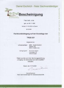 Brandsanierung Gießen Andreas Brück in Fernwald