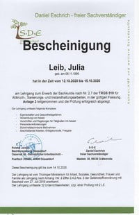 Industriereinigung und Schadstoffsanierung Gießen durch Brück GmbH in Fernwald