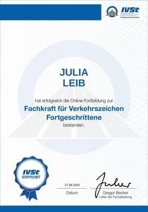 Zertifizierte Fachkraft für Verkehrszeichen in Fernwald Andreas Brück